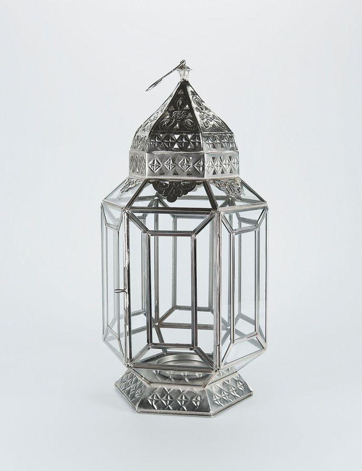 MANISH ljuslykta | Lanterns | Ljus & lyktor | Inredning | INDISKA Shop Online