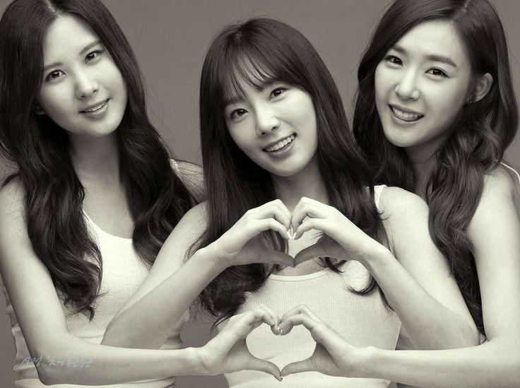SNSD, Girls' Generation Seohyun Taeyeon Tiffany