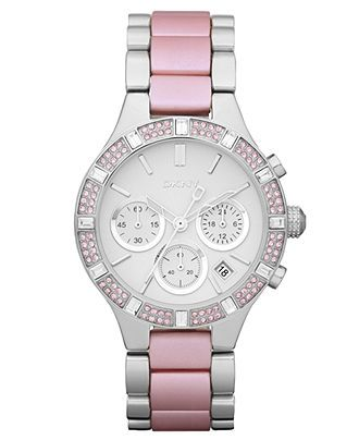 DKNY Watch, Women's Chronograph . . . a.k.a the only watch I actually like