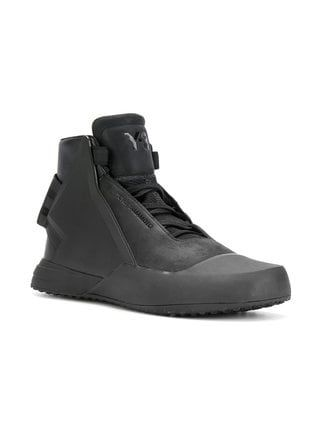 343b579c03f8a Y-3 BBall Tech sneakers. Y-3 BBall Tech sneakers Black High Top Shoes ...