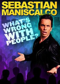 Sebastian Maniscalco: What's Wrong with People - With his uproarious tirade on modern behavior and decorum, the popular comic tackles the question we've all asked in this hilarious standup special.