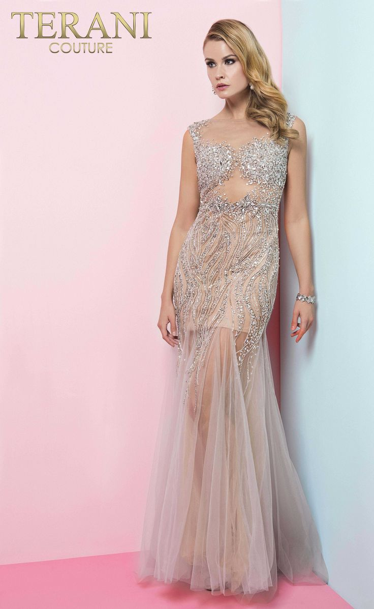 151 best Terani Prom | Spring 2016 images on Pinterest | Party wear ...