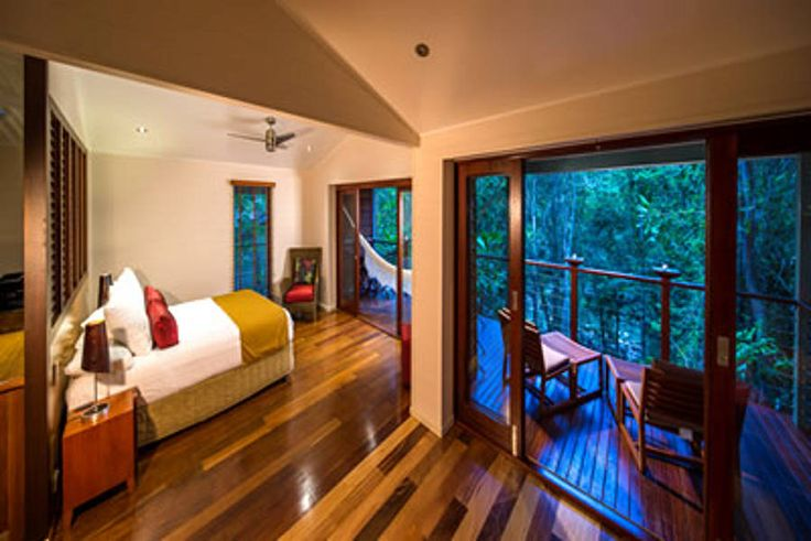 Silky Oaks Lodge - iconic daintree accommodation - Billabong Suite. Would love to stay here!