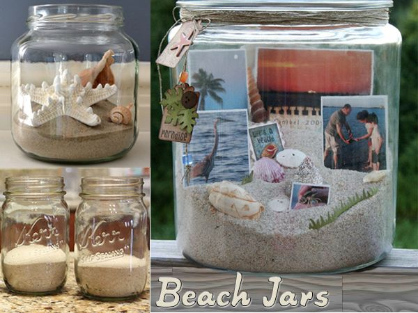 Best 25 beach mason jars ideas on pinterest diy decorations diy beach jars with sand seashells for lasting memories solutioingenieria Choice Image