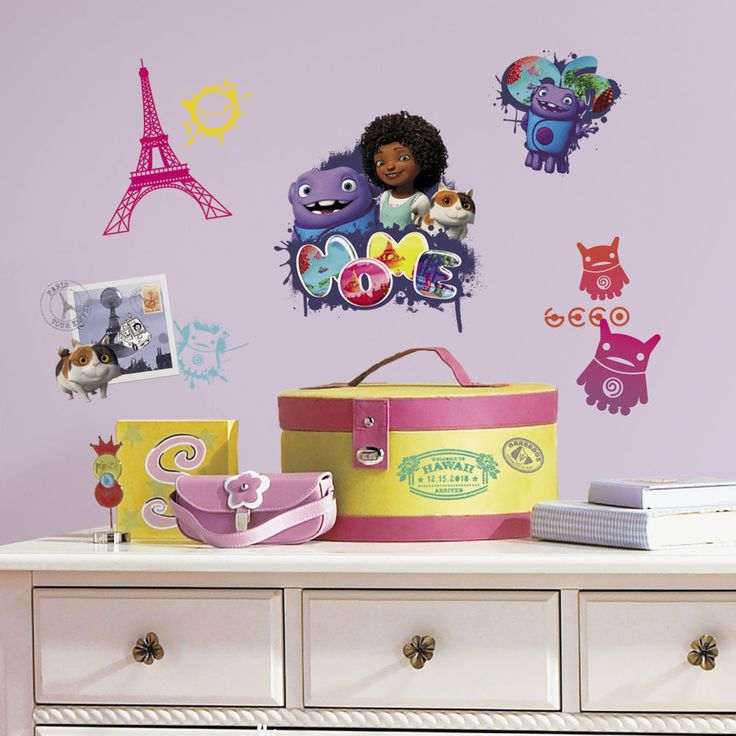 ... Room Stickers Bedroom Decor...great for birthday party decorations