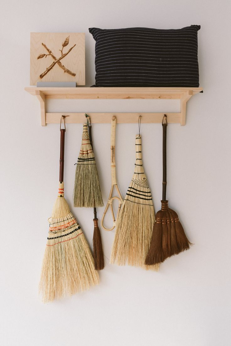 Native & Co / Broom Collection London #nativeandco