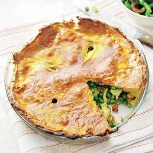 Kijk wat een lekker recept op de test-site van Allerhande! Surinaamse pastei
