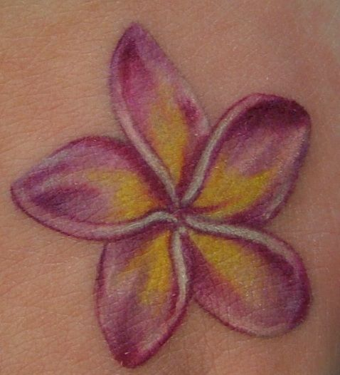 frangipani tattoo - Bing Images
