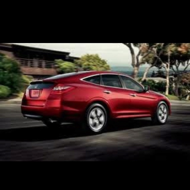 Car Brands With D >> Honda Crosstour   Out in the Garage   Pinterest   Honda and Cars