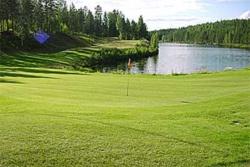 Golf in Kerigolf. Kerimäki, Finland