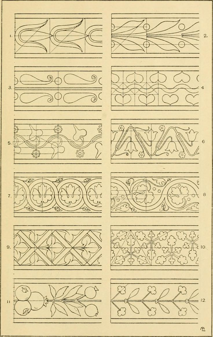 Handbook_of_ornament;_a_grammar_of_art,_industrial_and_architectural_designing_in_all_its_branches,_for_practical_as_well_as_theoretical_use_(1900)_(14597855857).jpg (1650×2612)
