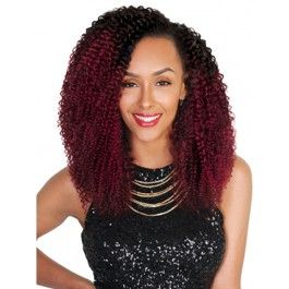 Zury Sis Lurex Curly 100% Remy Human Hair Weave LUREX BOHEMIAN 10-14 Inch