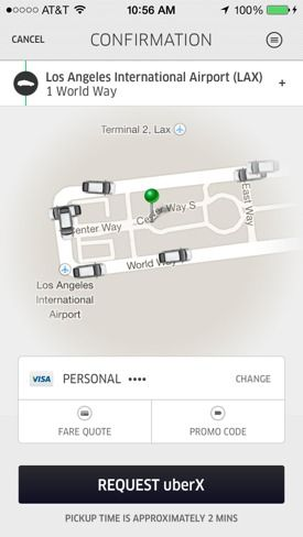 (( Cool Tools – Uber Car Service )) -- Uber is a car service that's much better than a taxi in almost every instance. I've used Uber for seven months in different cities in the US and have never had to wait more than five minutes for a car to arrive.  Download the Uber app on your iPhone or Android.