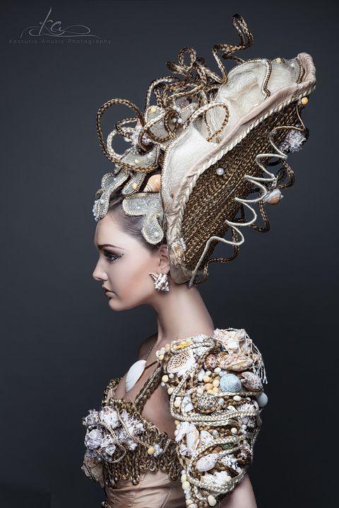 Hair: MOHH  Photo Kestutis Anuzis. Mua Sorcha O'Dowd. Model katie Brill Ireland.