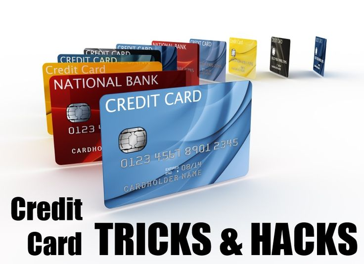 hacked credit cards with money on them