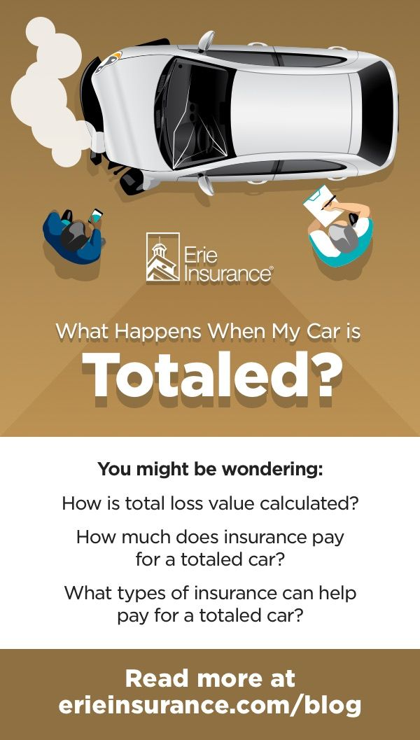 When Is A Car Considered Totaled And What Happens When It Is In