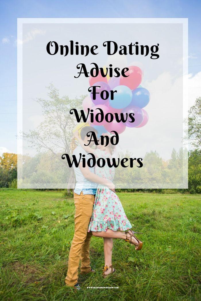 Free online advice love dating widowhood