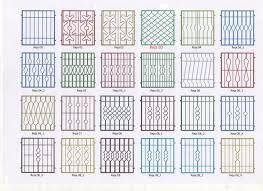 resultado de imagen para rejas metalicas para ventanas - Cercas Metalicas
