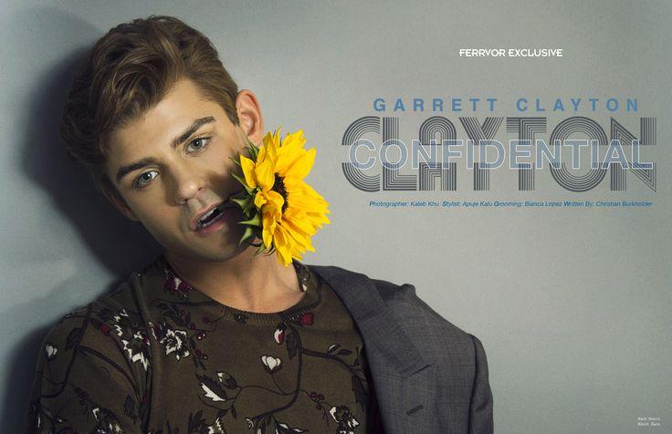 Ferrvor Exclusive Interview with King Cobra's Garrett Clayton