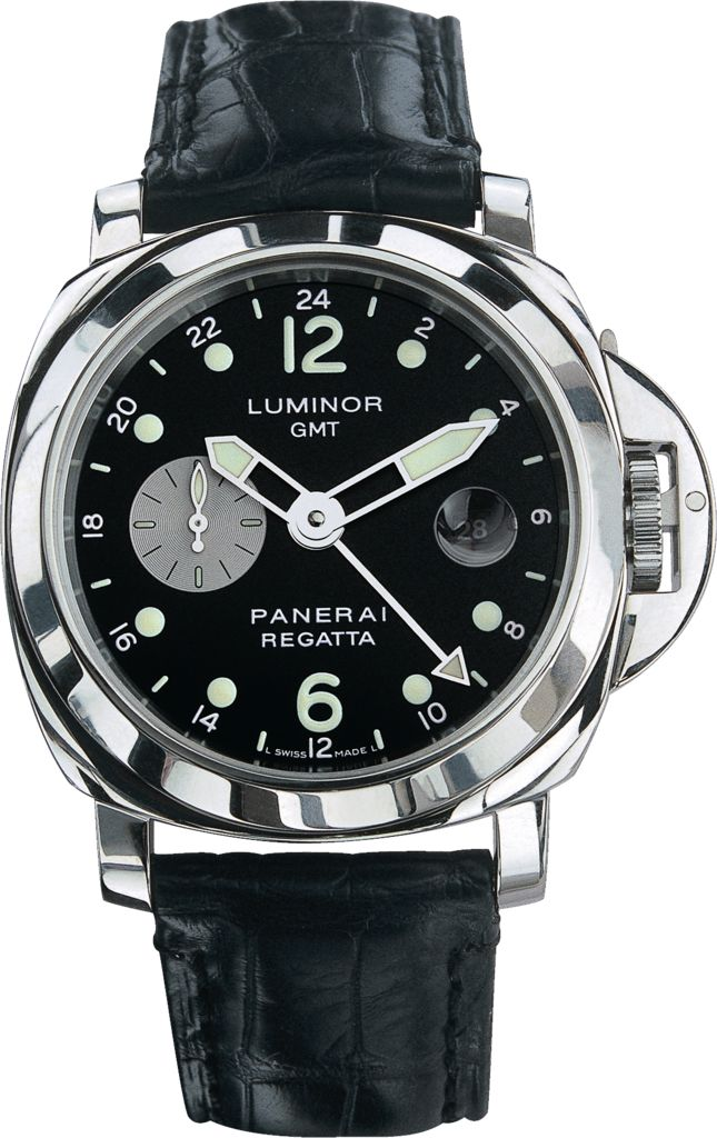 Luminor GMT Regatta 2002 - 44mm PAM00156 - Collection Luminor - Officine Panerai Watches