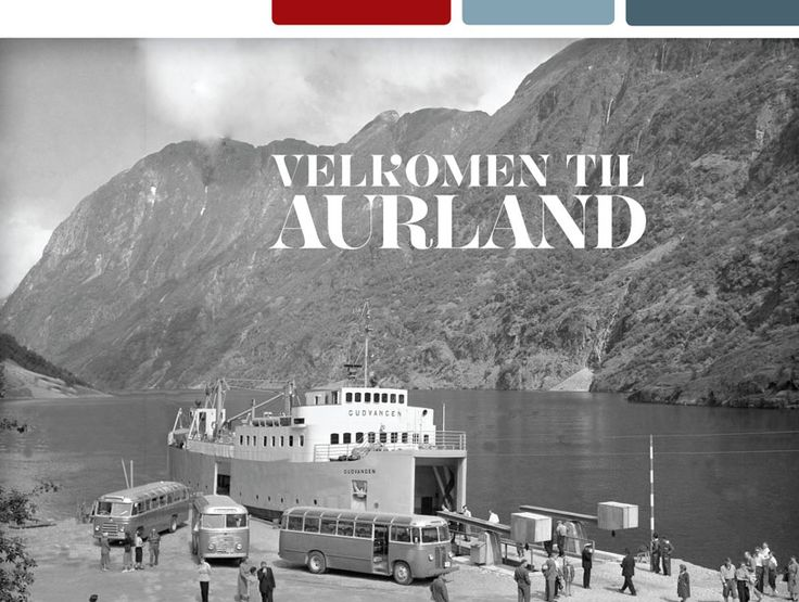 Gudvangen - Aurland