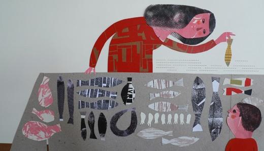 interior illustration from Madalena Matoso
