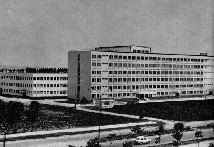 Spitalul Județean Ploiești anii 70