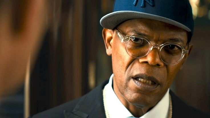 Samuel L Jackson is the highest grossing film star of all time. Check out these 10 Amazing Samuel L Jackson movie scenes and you'll see why he's money in the bank! #SamuelLJackson #Movies