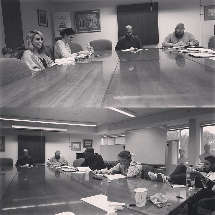 "Table Read  so much fun #Repost @christinejennax  @sbreid_productions script read through #writers #producer #film #filmmaker A preliminary read of ""It Happened On Tuesday"" with @nolaabn & @laurenamarxing today. #drama with our own comedy to boot. Great job ladies. So begins the journey. #believe #movies #showtime #boston #nyc #toronto"