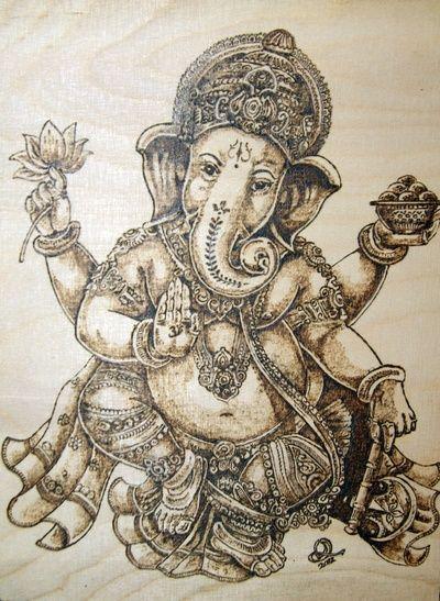 Ganesh Art Print: Gentil Ganesh, Ganesh Art, Quality Art, Artbyolev, Buy Ganesh, Art Prints, Body Art, Asia Art, Ganesha Tattoo