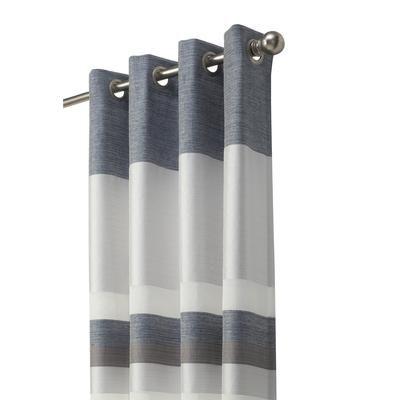 Home Decorators Collection Grommet Blue 52 X 84 71138 109