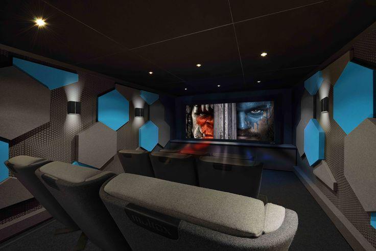 Bowers & WIlkins ISE 2016, 800 Diamond Cinema