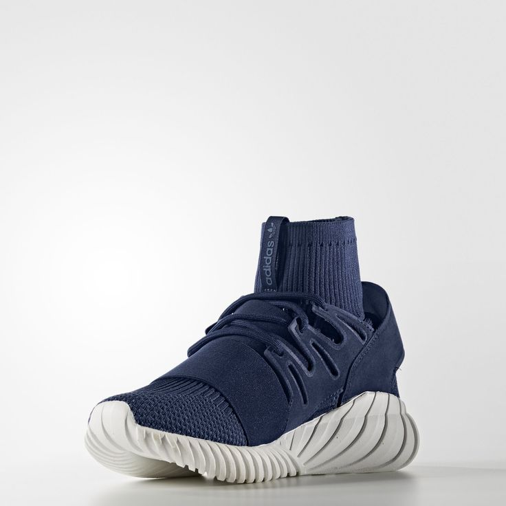 adidas Tubular Mens Doom Primeknit Fashion Sneakers D(M) US)