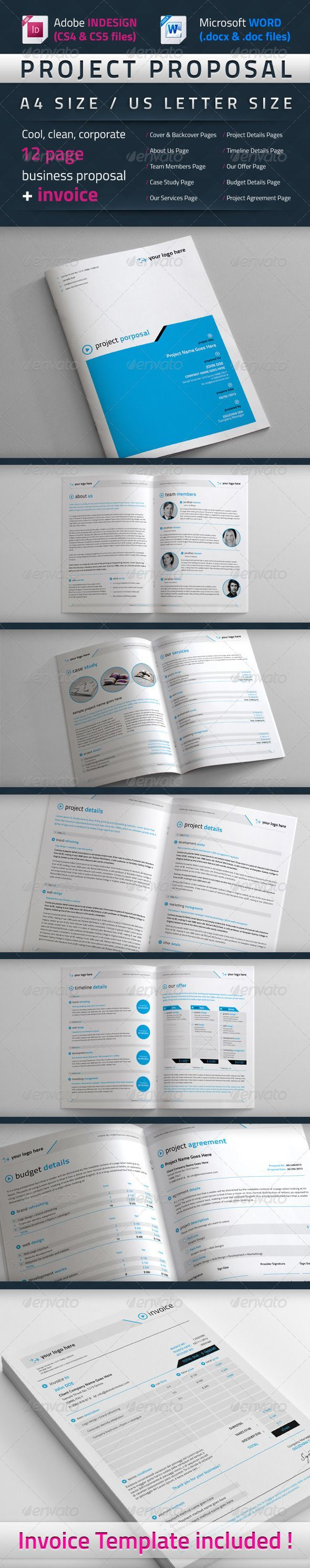 1000 images about Commercial proposal – Commercial Proposal Template