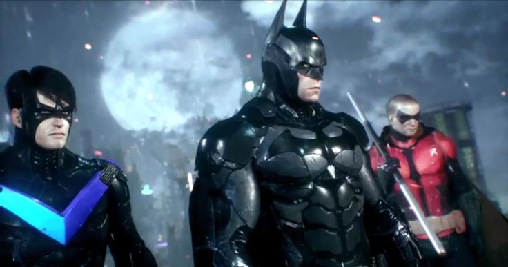 The voice cast for Batman: Arkham Knight has been announced, and Chris Evans and Frank Grillo get into it over Twitter.