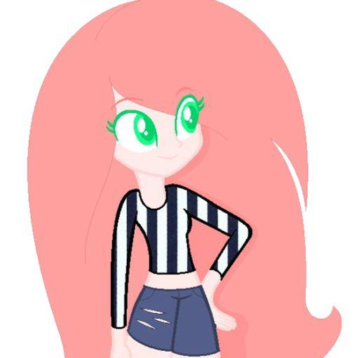 Pink Spot Human Version