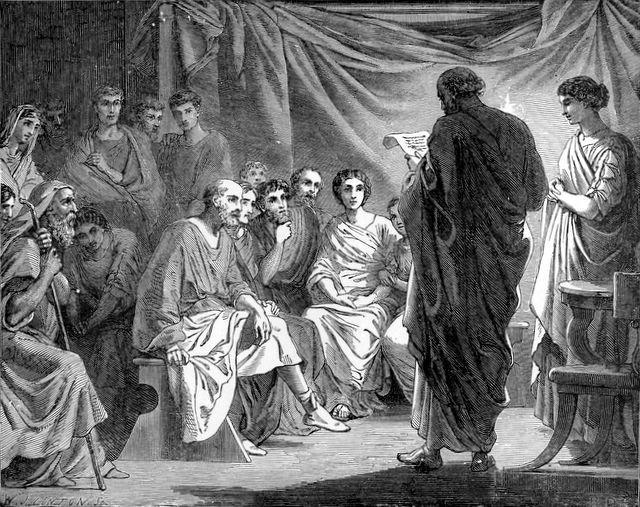 Послання до Колосян апостола Павла читати і слухати онлайн   Українська Біблія у перекладі Огієнка