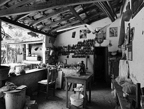 Atelier de cerâmicas e argilas no Vale do Jequitinhonha