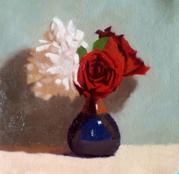 Valentine's Day Roses - By Steven Szczebiot