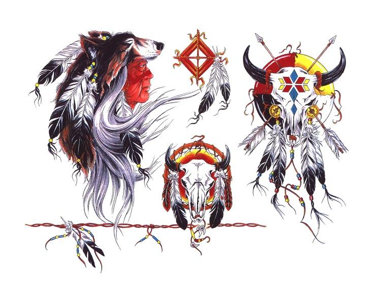 Tattoos Aka Crazy Art Indian Flashes