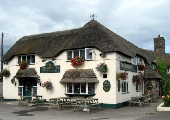 The Greyhound Inn, Exeter, UK