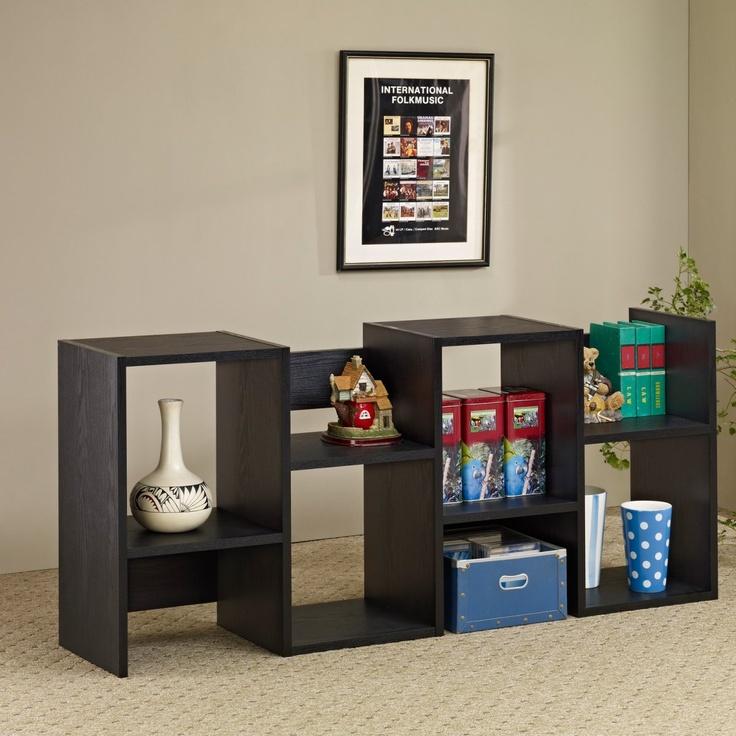Ecleste bookcase room divider www - Bookshelves as room dividers ...