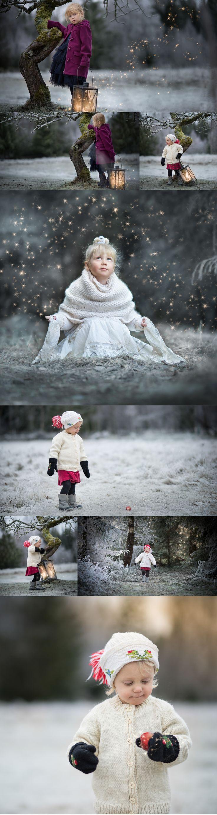 Barnfotografering och sagofotografering med fotograf Maria Lindberg. Fairytale childphotography with Swedish photographer Maria Lindberg.