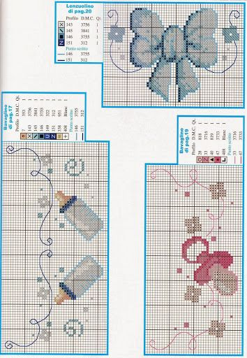 Cross-stitch baby things... 79 - galbut - Picasa Albums Web