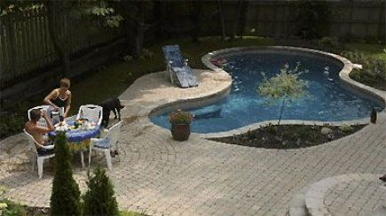 14 best images about exterior hot tub on pinterest hot tub deck endless pools and pools. Black Bedroom Furniture Sets. Home Design Ideas