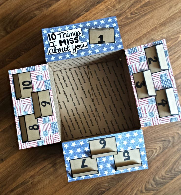 Deployment Care Package Decorating Kit 10 by OneDayCloserDesign