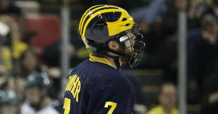 Big Ten hockey: Michigan smacks Michigan State in weekend series = Michigan scored a lot. Michigan State scored very little.  That was the story of the Spartans and Wolverines' two-game set this weekend in East Lansing and Ann Arbor. Michigan, ranked No. 5 in the nation, won both games by.....
