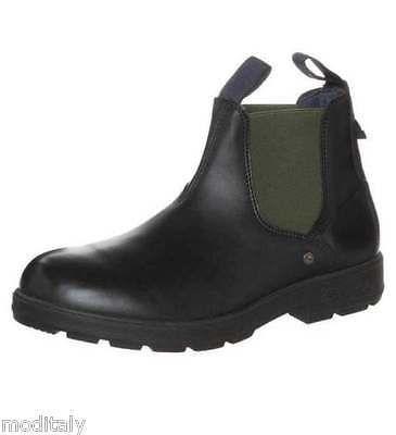 WRANGLER-scarpe-uomo-stivali-chelsea-BUDDY-WM162030-BLACK-MILITARY-EBONY-NAVY