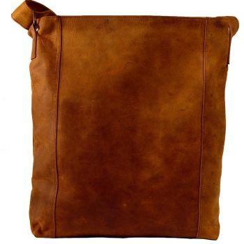 Alberta Fine Leather | Soft Bison Leather Tote