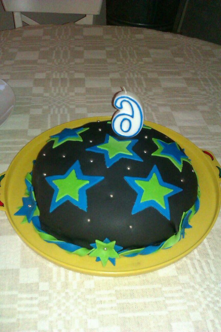 Albins födelsedags tårta
